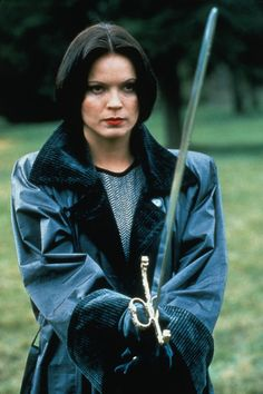 Amanda immortelle dans Highlanders